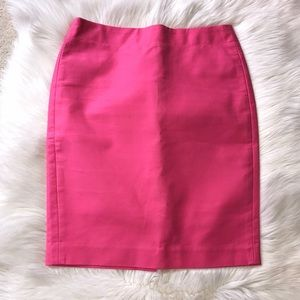 EUC Bubblegum Pink Pencil Skirt Size 4
